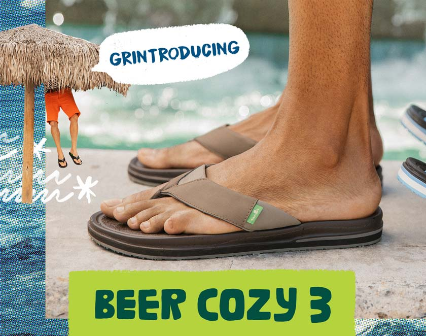 139cbf2ad03c Two feet standing in the Beer Coozy 3
