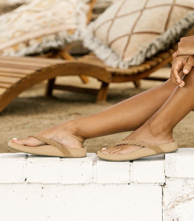 Women's Sandals \u0026 Squishy Flip Flops