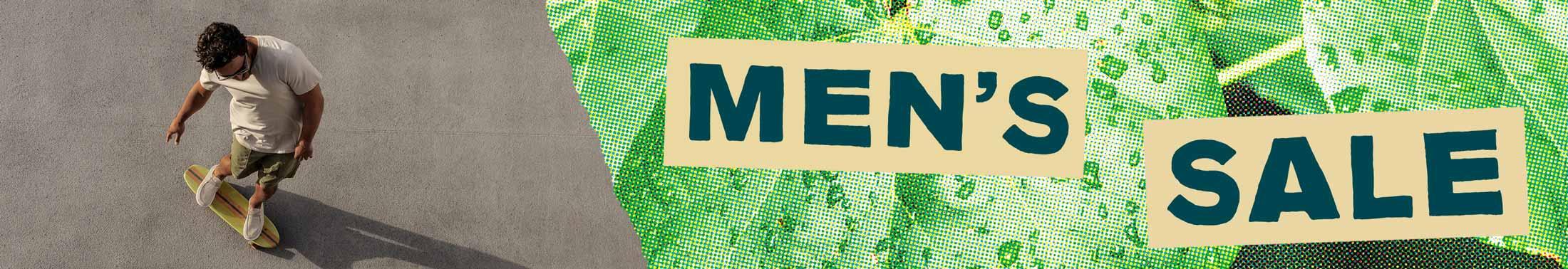 Sanuk Men's Sale.