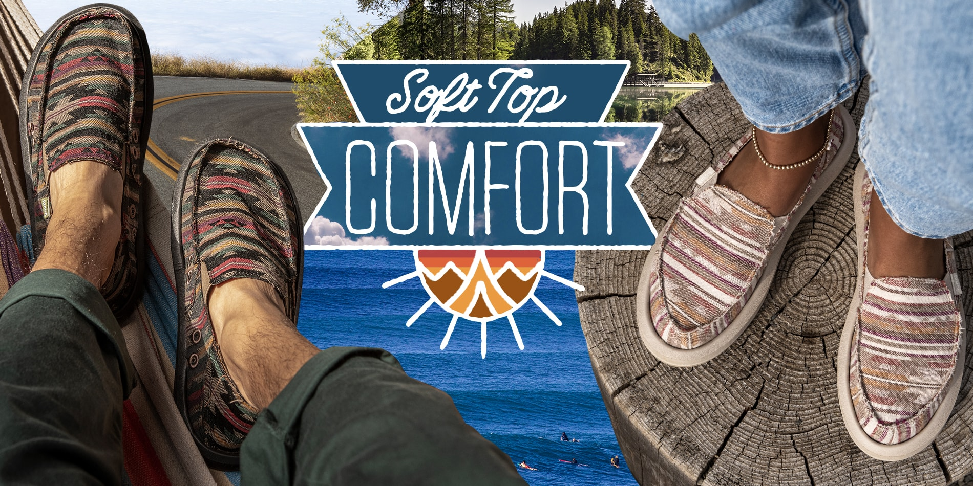 Soft Top Comfort