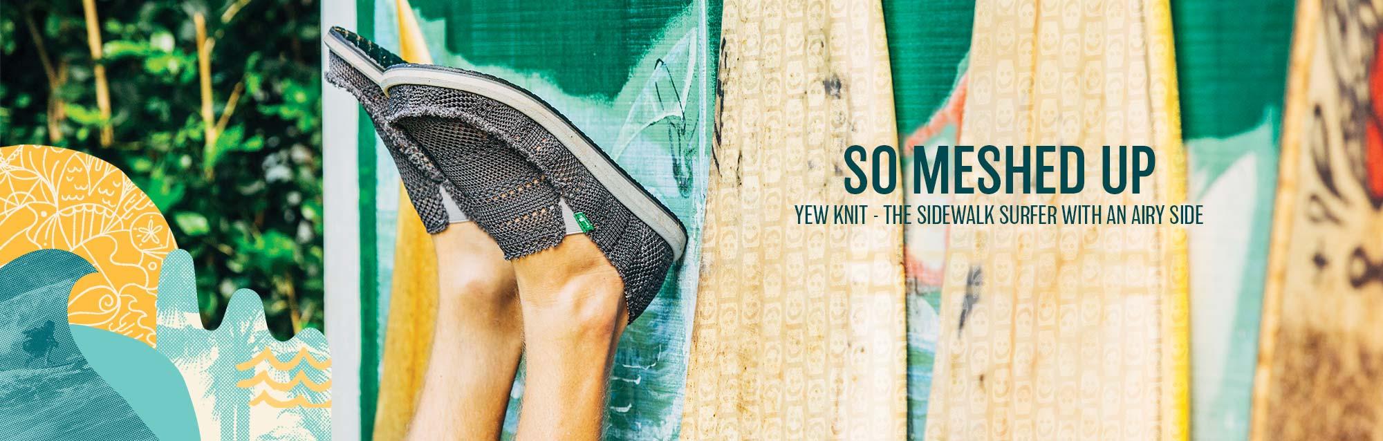 Sanuk Yew Knit