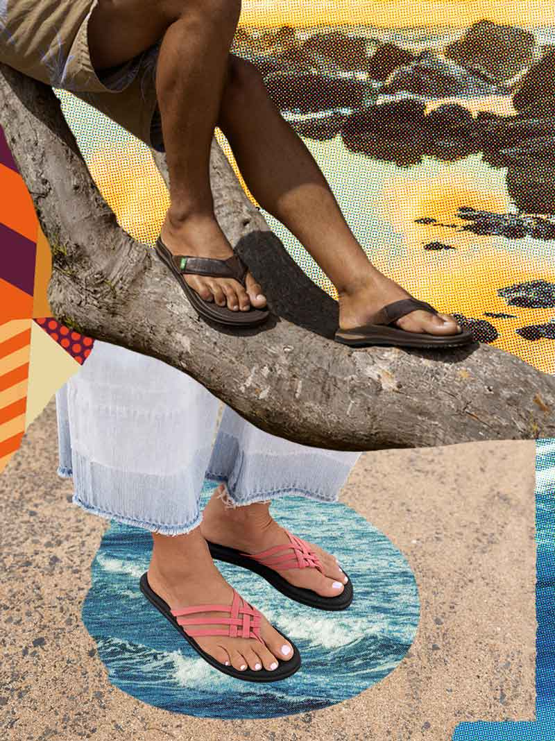 Sidewalk Surfers®, Sandals, Shoes, and More! | Sanuk®